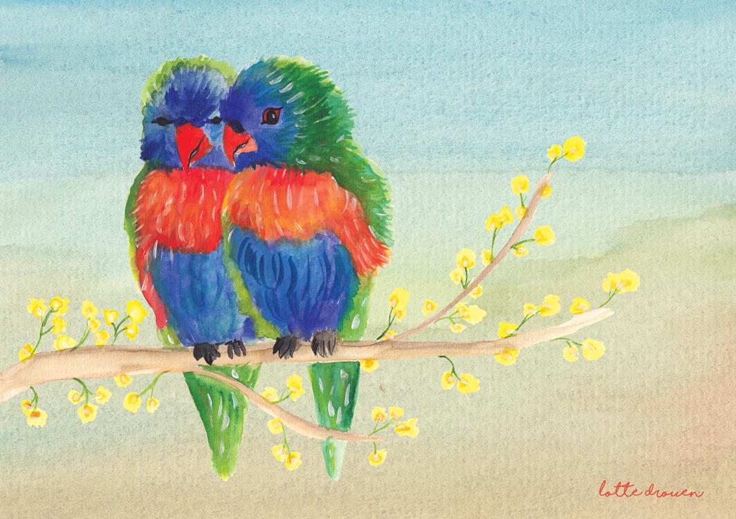 Gratis printable van Lotte Drouen